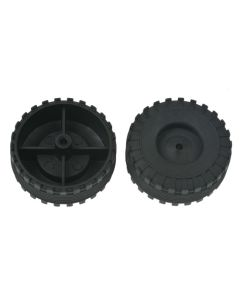 PVC Wheels - Without Tyre