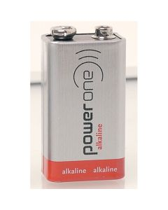 Alkaline Batteries - PP3 - 9V