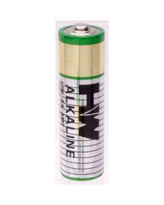 Alkaline Batteries - AA - 1.5V. Pack of 4