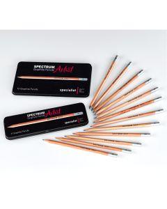 Spectrum Artist Graphite Pencil Sets