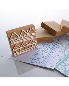 MDF Printing Blocks