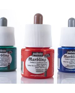 Pebeo Fashion Marbling Colours 45ml