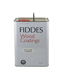 Fiddes Cellulose Thinner - 5L