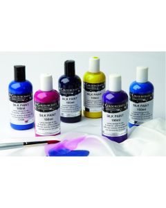 Colourcraft Silk Paints