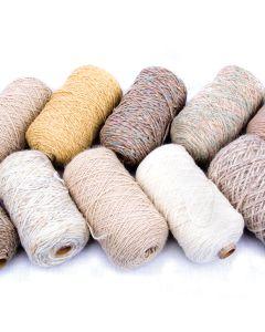 Natural Textured Yarn Pack