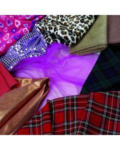 Assorted Fabric Bundle