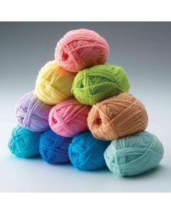 Acrylic Yarn 25g Balls